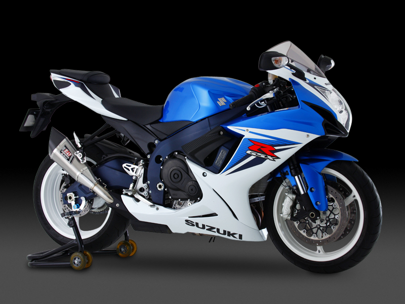 SUZUKI GSX-R600(11-12)SLIP-ON R-11 DUAL EXIT : JMCA APPROVED