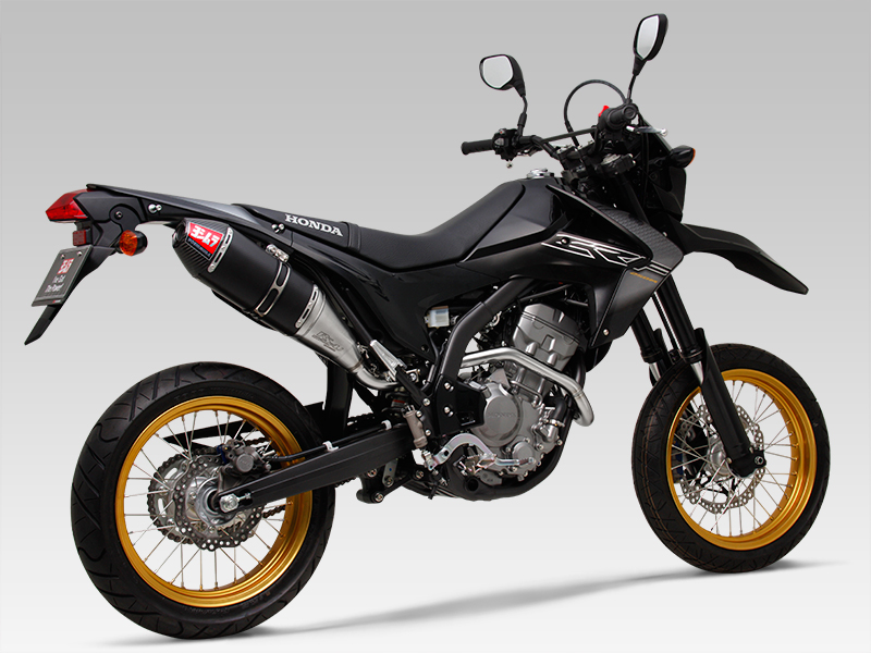 HONDA CRF250L(12-16)FULL SYSTEM RS-4J / JMCA APPROVED