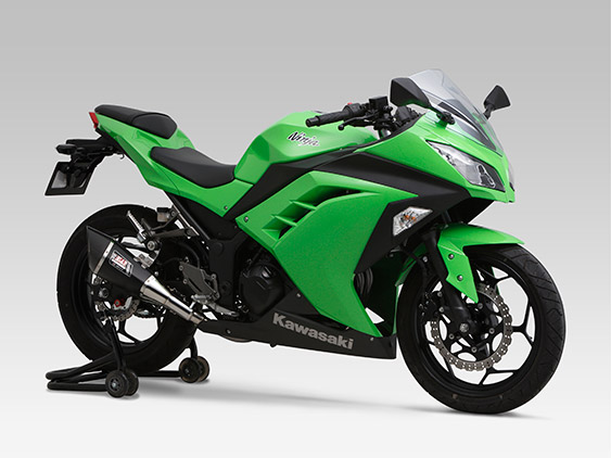 KAWASAKI Ninja300SLIP-ON R-11 / STREET SPORTS