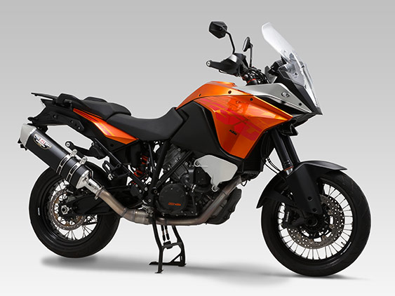 KTM 1190ADVENTURE/RSLIP-ON HEPTA FORCE / EURO3