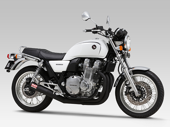 HONDA CB1100(14-16)FULL SYSTEM STRAIGHT CYCLONE [RSC-VINTAGE] / JMCA APPROVED