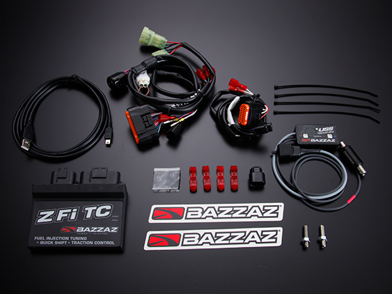 DUCATI MONSTER S4RS(05-07)Z-Fi TC