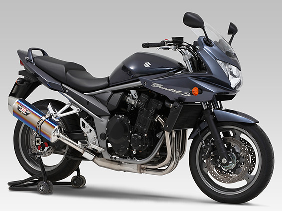 SUZUKI BANDIT1250 ABSSLIP-ON HEPTA FORCE / STREET SPORTS