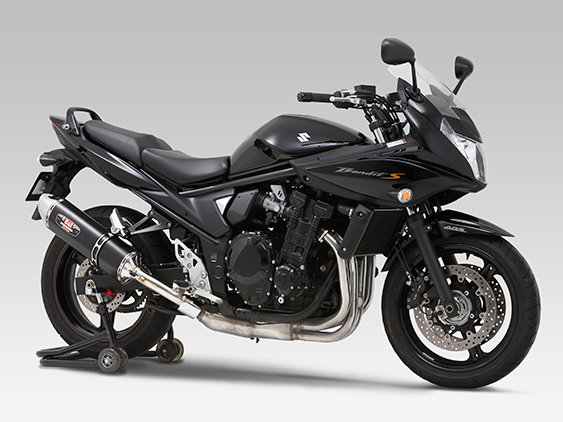 SUZUKI GSX650F ABS(09-)SLIP-ON R-77J / EURO3