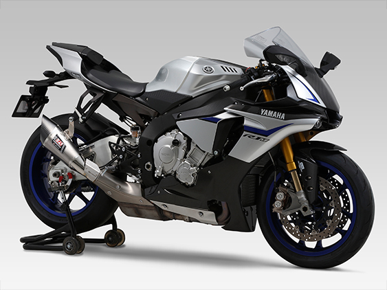 YAMAHA YZF-R1(15)SLIP-ON R-11 SINGLE EXIT : EEC APPROVED
