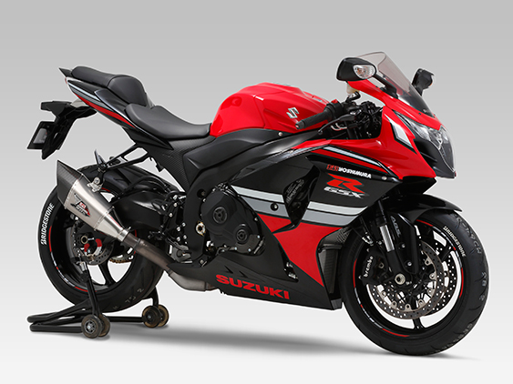 SUZUKI GSX-R1000(12-16)SLIP-ON R-11Sq CYCLONE : JMCA APPROVED