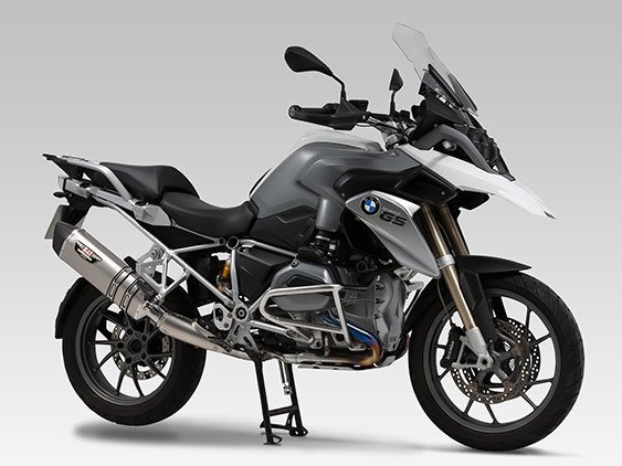 BMW R1200GS(13-16)SLIP-ON HEPTA FORCE / EURO3