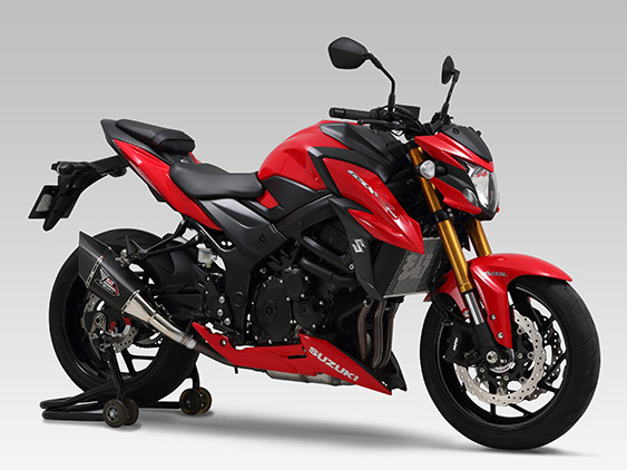 SUZUKI GSX-S750(17-)SLIP-ON R-11Sq / STREET SPORTS