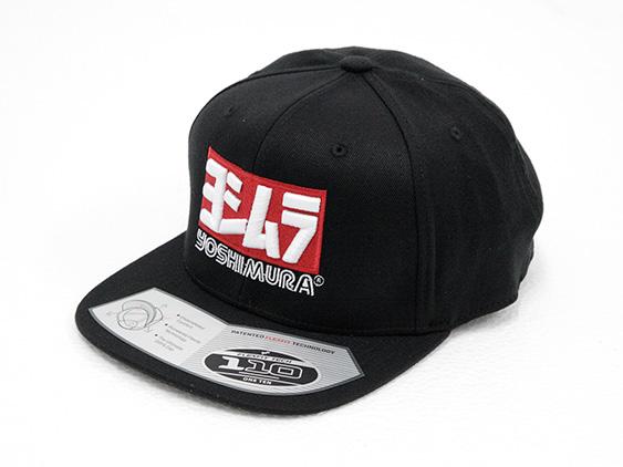 Yoshimura product site   - SNAPBACK CAP (BLACK) ae2028ba6ca