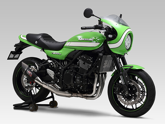 KAWASAKI Z900RS CAFE(18-20)SLIP-ON R-11 / EURO4