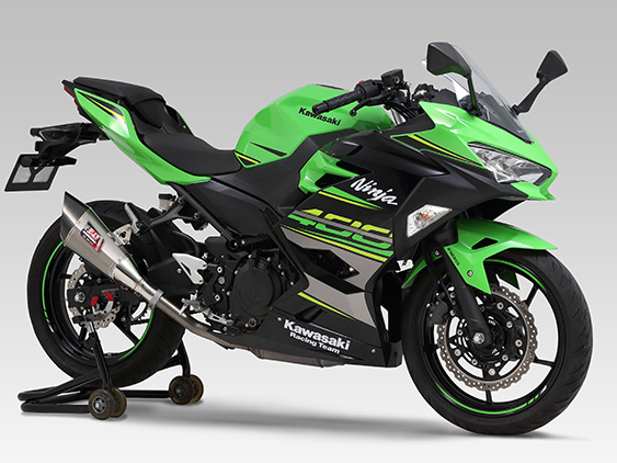 KAWASAKI Ninja250(18)SLIP-ON R-11 / STREET SPORTS