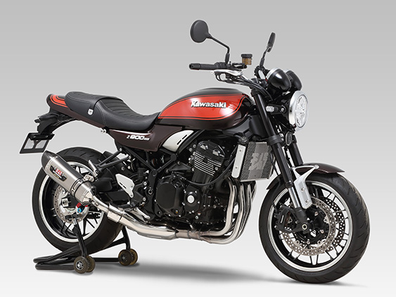 KAWASAKI Z900RS(18)SLIP-ON R-77S / EURO4