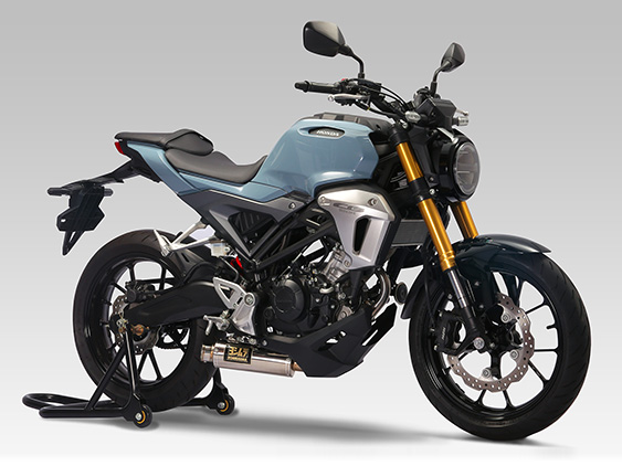 HONDA CB150R ExMotion(18)FULL SYSTEM GP-MAGNUM / STREET SPORTS