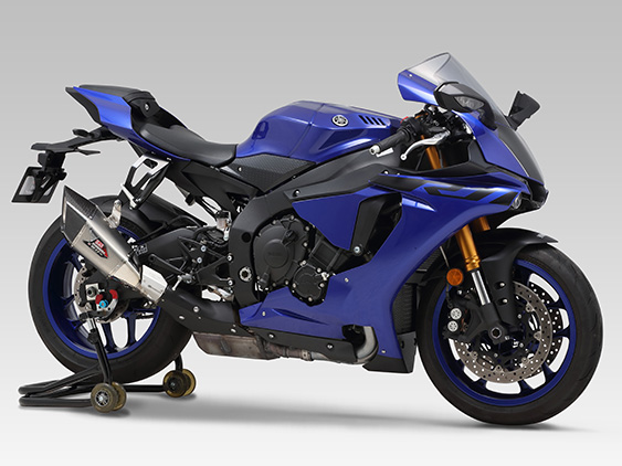 YAMAHA YZF-R1(17-)SLIP-ON R-11Sq / EURO4