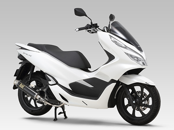 HONDA PCX(18)FULL SYSTEM GP-MAGNUM / JMCA APPROVED