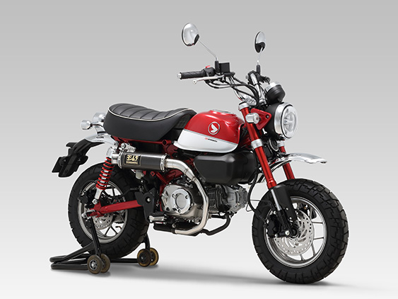 HONDA Monkey125(18)SLIP-ON GP-MAGNUM / JMCA APPROVED