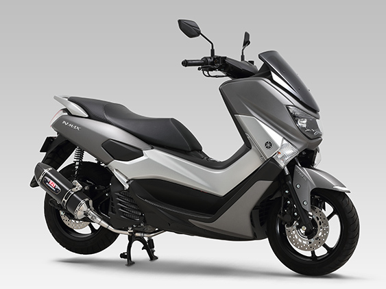 YAMAHA NMAX(16-)FULL SYSTEM R-77S / JMCA APPROVED