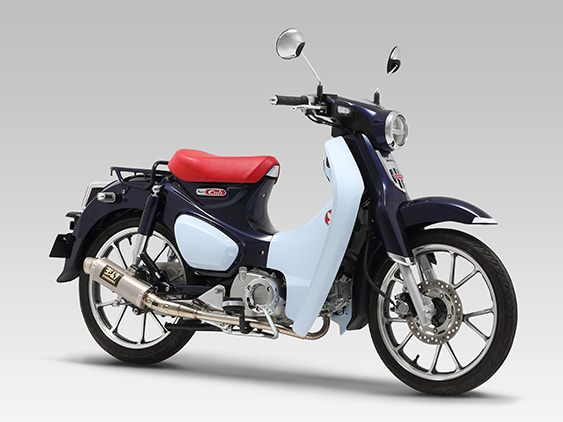 HONDA Super Cub C125(18)FULL SYSTEM GP-MAGNUM / JMCA APPROVED