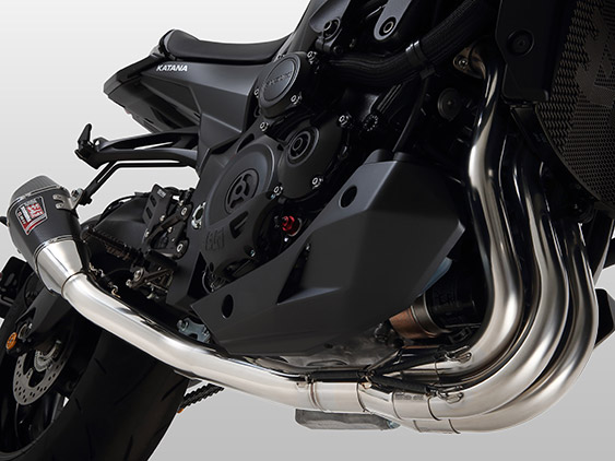 SUZUKI KATANA(19-)OPTION EXHAUST PIPE