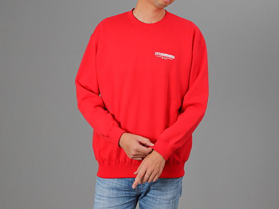 Sweat shirt (Red)