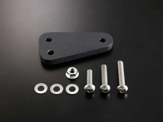 KAWASAKI Z900RS CAFE(18-20)Passenger's Foot Peg Offset Plate Set