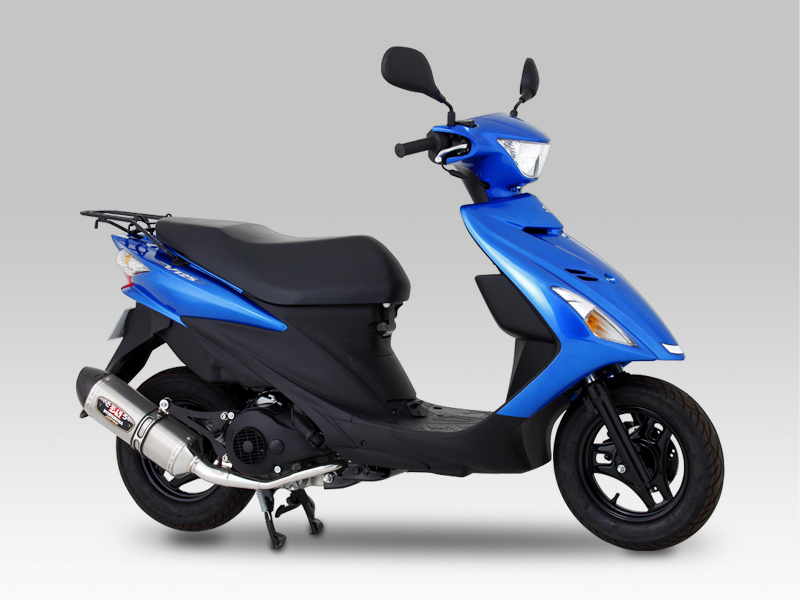 SUZUKI ADDRESS V125G(09)FULL SYSTEM R-77S / STREET SPORTS