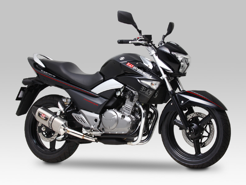 SUZUKI INAZUMA250(12)SLIP-ON R-77J / STREET SPORTS