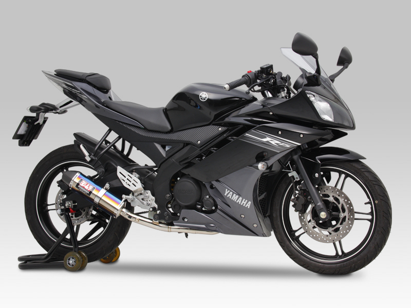 Yzfr15 Full System Tricone Street Sports: Yamaha R15 Engine Diagram At Shintaries.co