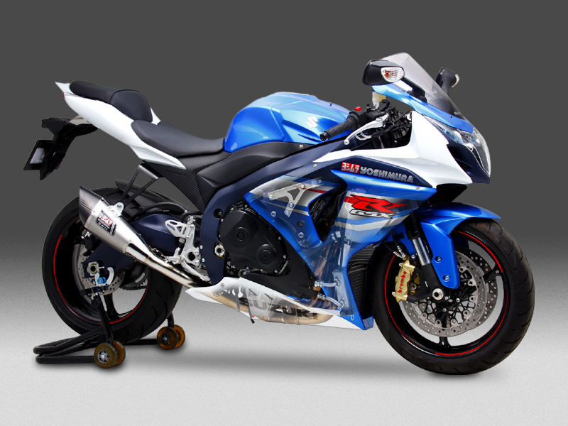 SUZUKI GSX-R1000(09-11/12-16)STAINLESS FULL SYSTEM R-11 DUAL EXIT / STREET SPORTS