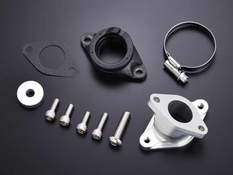 HONDA Ape100 Type-DマニホールドKIT for TM-MJN22・24・26 / CR-mini MJN22