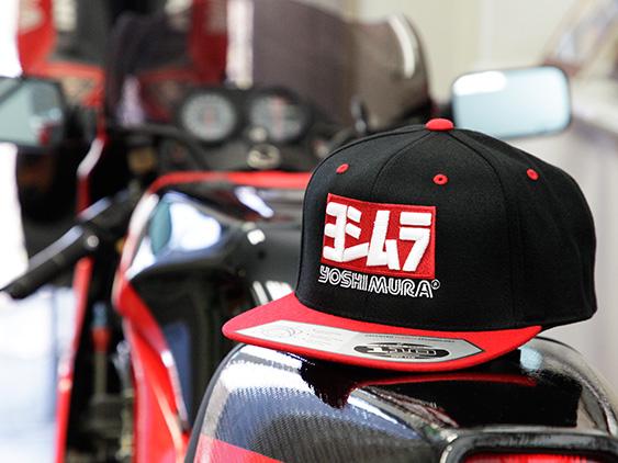 Yoshimura product site   - SNAPBACK CAP (BLACK RED) 9fcfe3cebf9