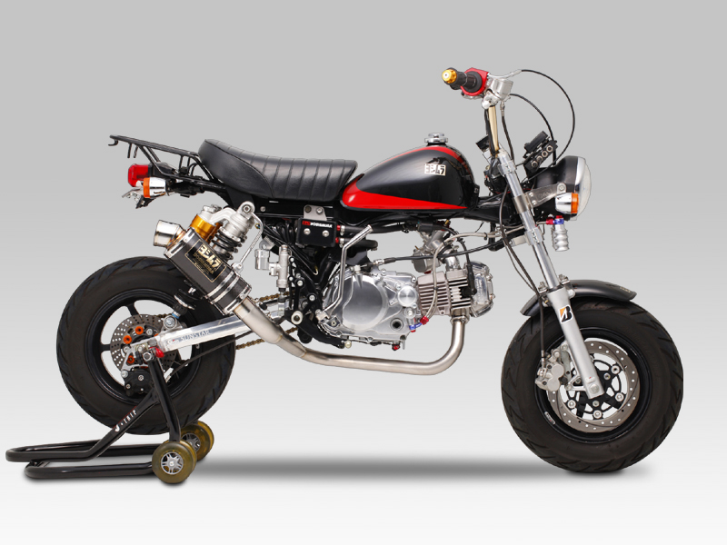 Yoshimura product site : - THROTTLE SET for YD-MJN24/28