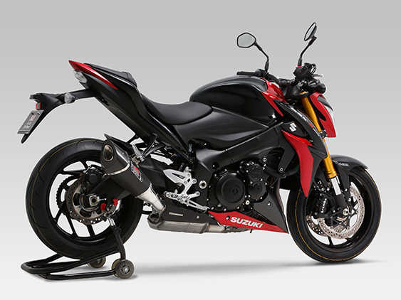 yoshimura product site : gsx-s1000/gsx-s1000f - slip-on r-11