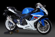 SUZUKI GSX-R600 (11-)/750 (11-) STREET SPORTS SLIP-ON R-11 DUAL EXIT