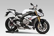 BMW S1000R SLIP-ON R-11 DUAL EXIT