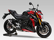SUZUKI GSX-S1000/F SLIP-ON R-11 SINGLE EXIT
