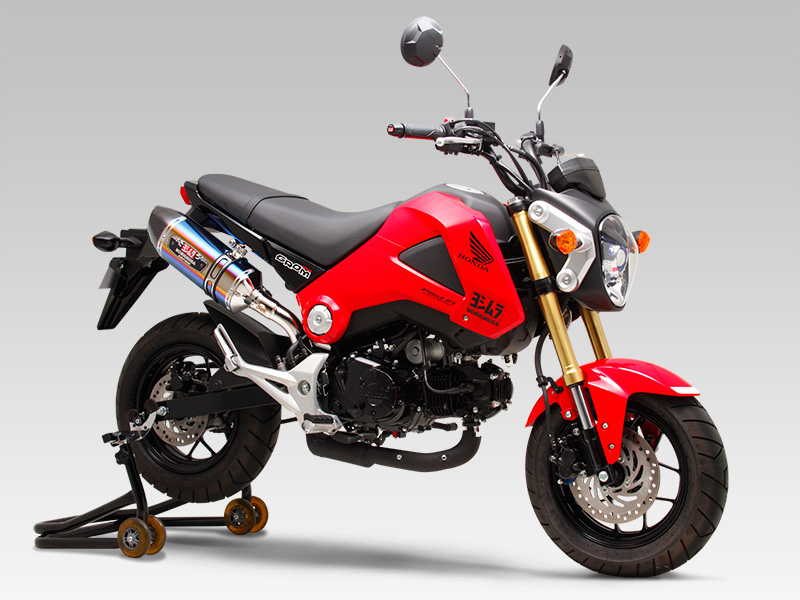 Yoshimura product site : Part type : Search results