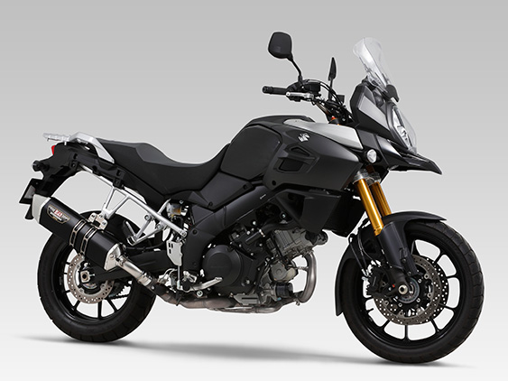 SUZUKI V-Strom1000ABS(14-16)SLIP-ON HEPTA FORCE / EURO3