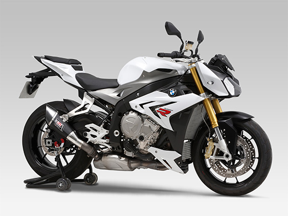 BMW S1000R(14)SLIP-ON R-11 DUAL EXIT / EURO3