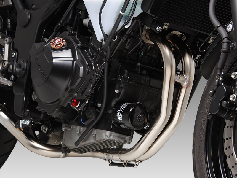 KAWASAKI Ninja250(13-)OPTION EXHAUST PIPE