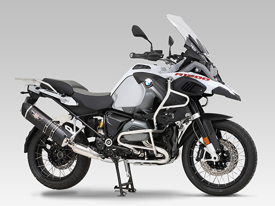 BMW R1200GS(17-)SLIP-ON HEPTA FORCE / EURO4