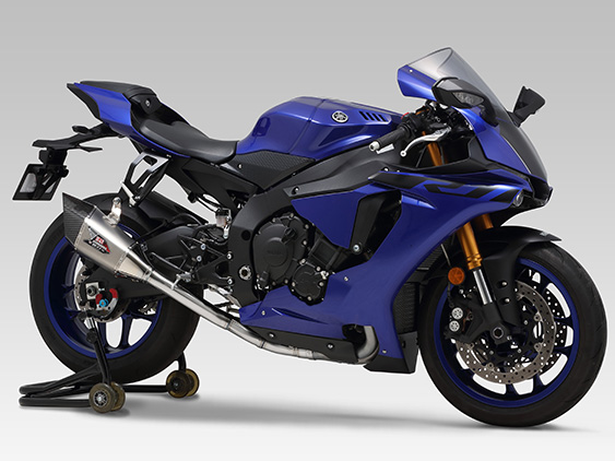 YAMAHA YZF-R1(15-16/17-)TYPE-R SLIP-ON R-11Sq / STREET SPORTS