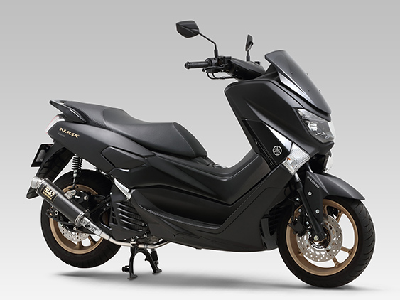 YAMAHA NMAX155(18)FULL SYSTEM GP-MAGNUM / JMCA APPROVED
