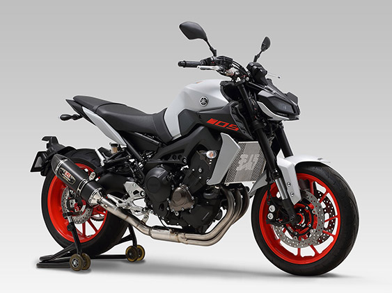 YAMAHA MT-09(14-19)FULL SYSTEM R-77S / JMCA APPROVED