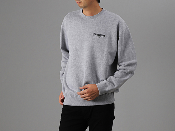 Sweat shirt (Gray)