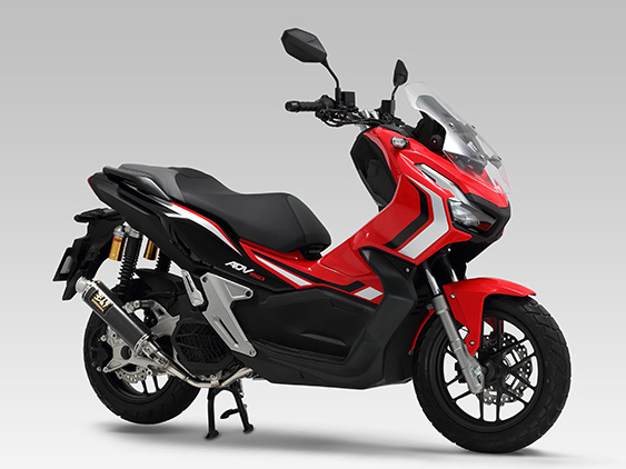 HONDA ADV150(19-20)FULL SYSTEM GP-MAGNUM / JMCA APPROVED