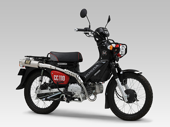 HONDA Cross Cub110(19)FULL SYSTEM GP-MAGNUM TYPE-UP / JMCA APPROVED