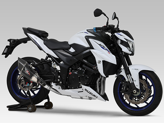 SUZUKI GSX-S750(17-)SLIP-ON R-11Sq / EURO4