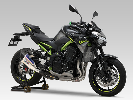 KAWASAKI Z900(20)SLIP-ON R-11Sq / STREET SPORTS