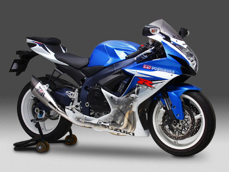 SUZUKI GSX-R600(11-)STAINLESS FULL SYSTEM R-11 DUAL EXIT / STREET SPORTS